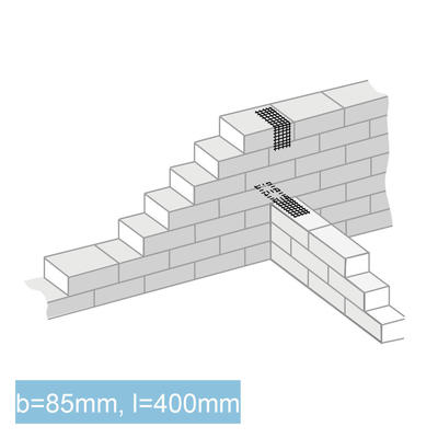 GRIPRIP-Mauerwerksarmierung 85 mm