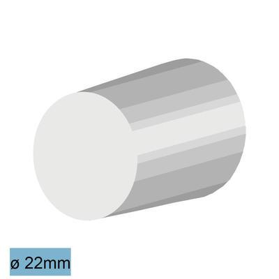 Gummi-Stopfen 22 mm