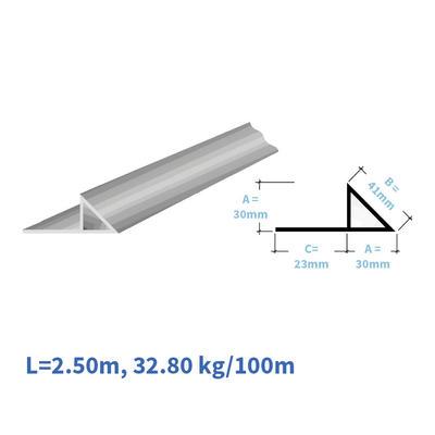 Kunststoff-Eckleisten EL130