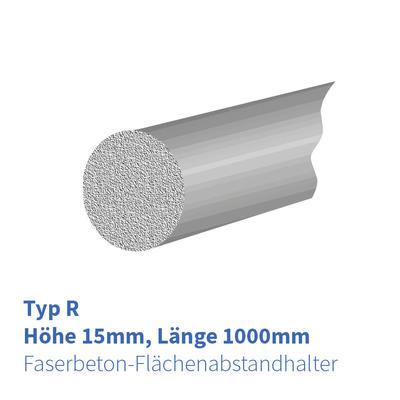 FB-Flächenabstandhalter rund 15mm