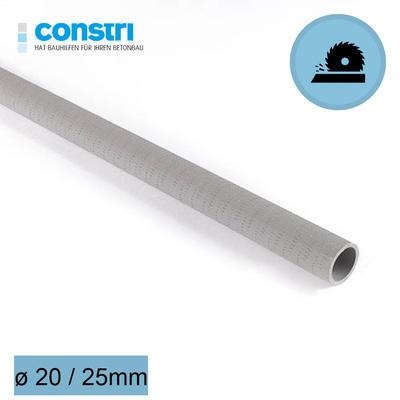 Distanzrohre ungeschnitten 20 mm